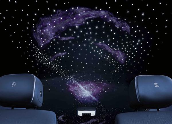 劳斯莱斯幻影天魄中国首发:躺在车里看星河的照片 - 4