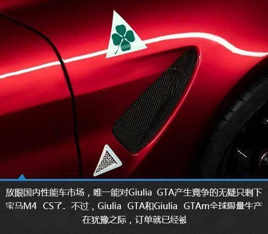 致命的诱惑 阿尔法·罗密欧Giulia GTA图解(图16)