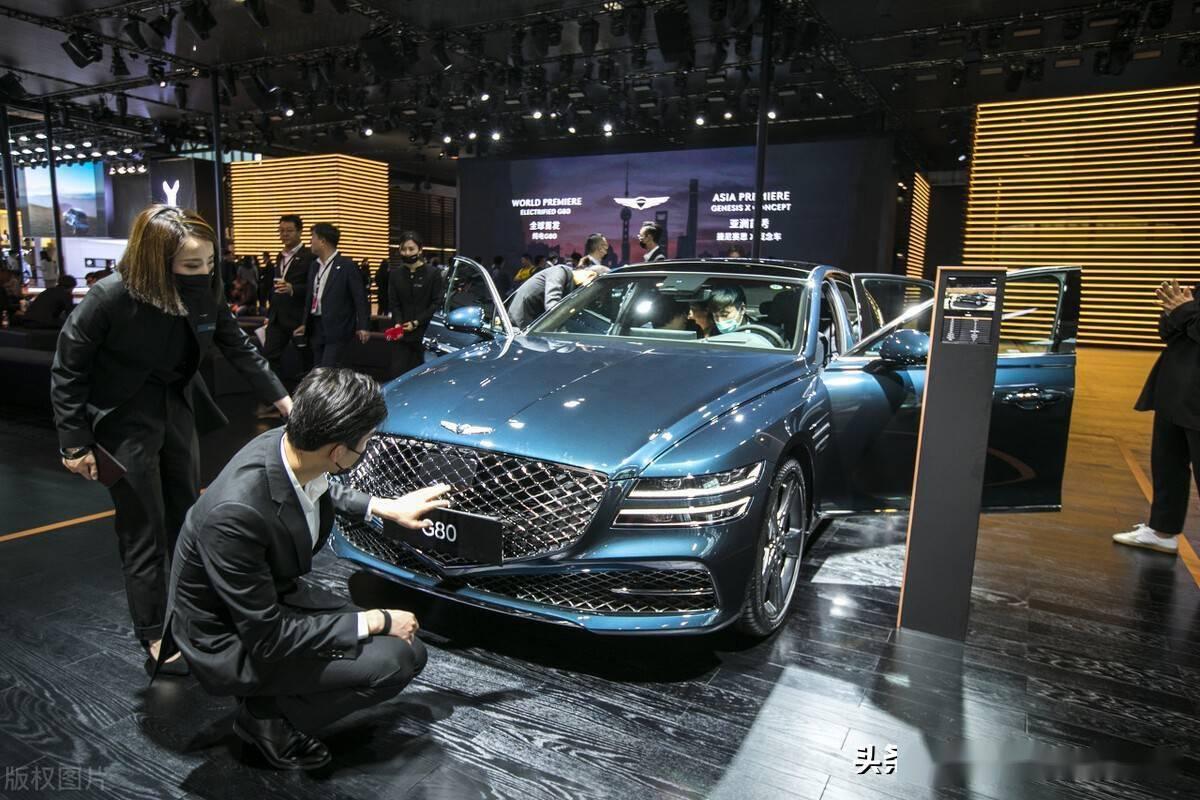 2021上海车展:多款新车首发,带你一睹靓车风采