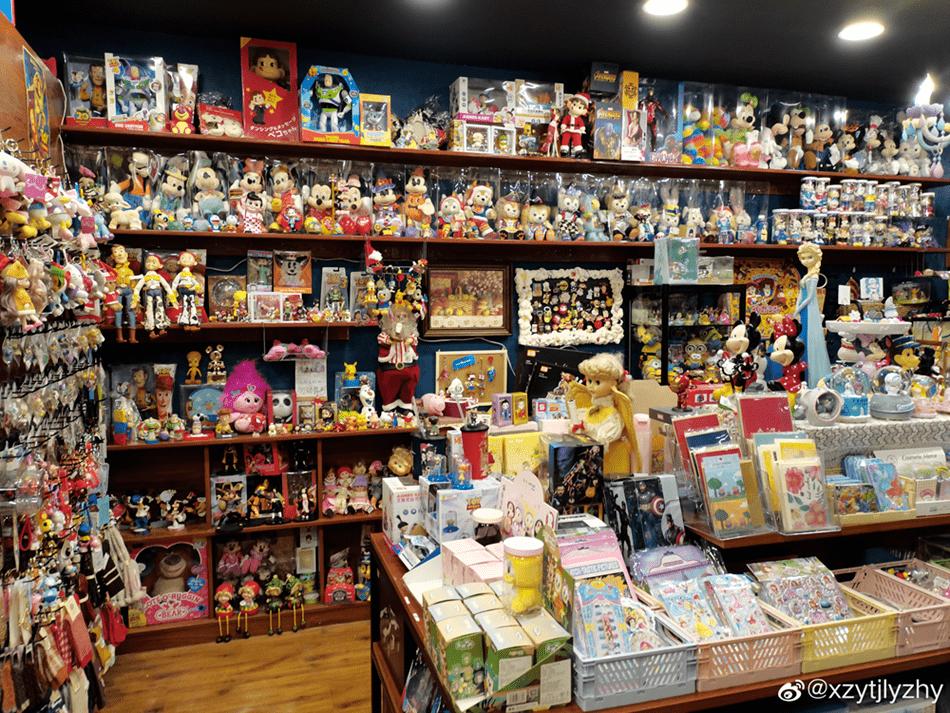 """周末去哪耍?打卡成都绿植版""""小迪士尼""""、市内迪士尼同款玩具店"""