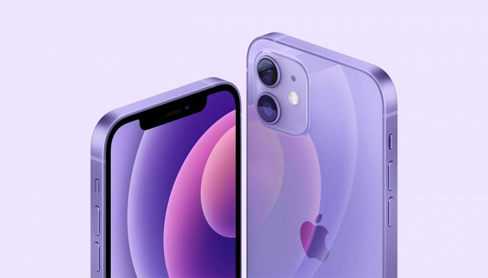 Apple 推出紫色 iPhone 12 和 iPhone 12 mini AirTag全新登场