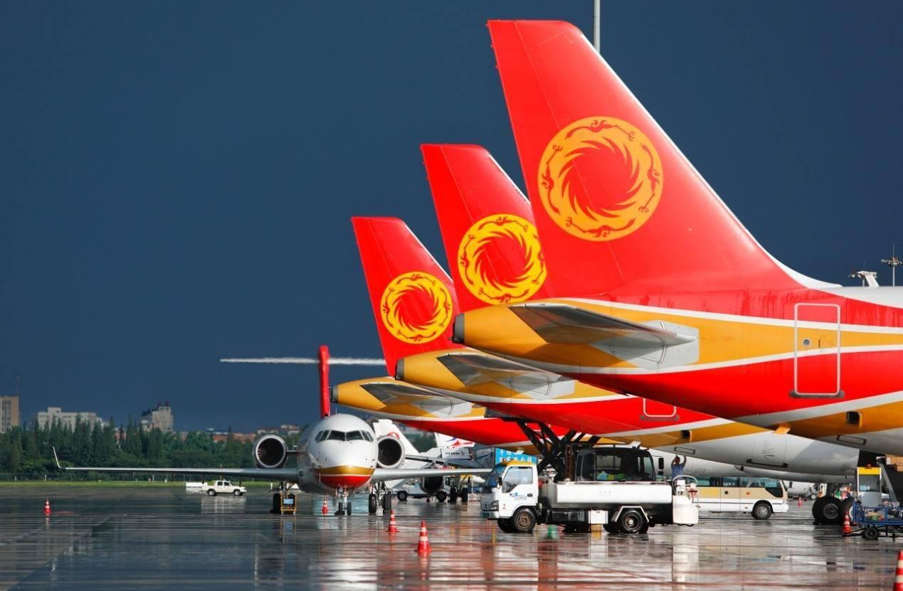 成都航空推出多条红色航线 你想来飞一盘吗?