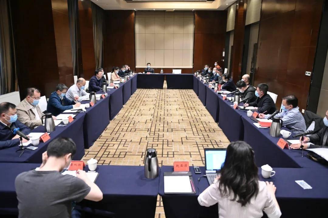 中央第十四督导组邀请四川各界代表座谈