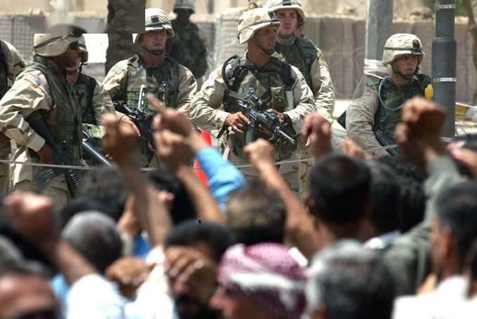 没打算撤!美指挥官:伊拉克希望美军继续驻扎