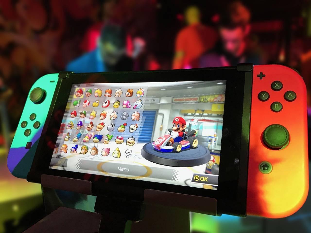 销量已超FC红白机!任天堂NS创奇迹:即将赶超索尼PSP