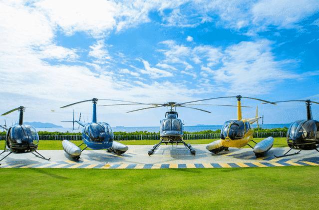 直升机、热气球、北极光之夜......黄石人的航空嘉年华来啦!地点就在~