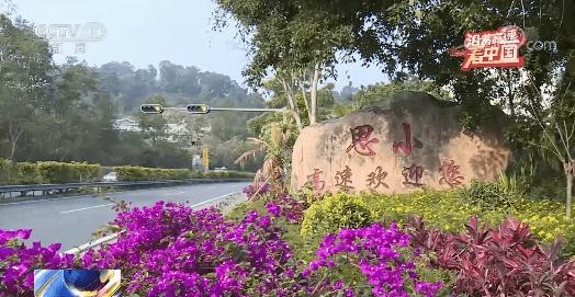 沿着高速看中国丨走思小、大丽高速 看彩云之南绿色发展之路