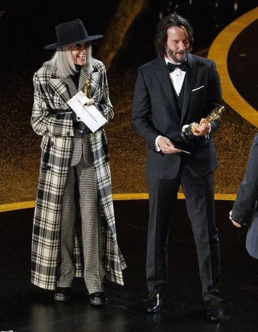 衣品||75岁还是最酷的女神 如何穿成戴安·基顿? 爸爸 第66张