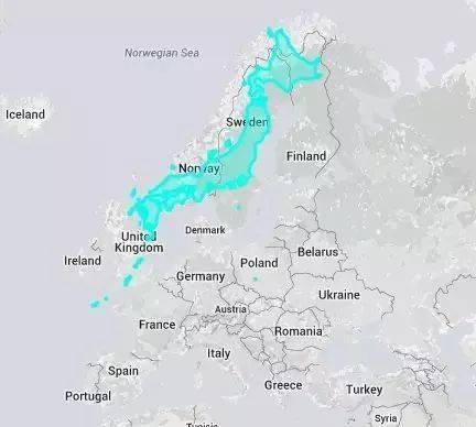 【地理视野】地理老师没有给你讲过这些罕见地图,因为可能会颠覆你的世界观  第42张