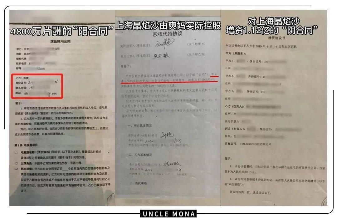 郑爽1.6亿天价片酬,赚了谁的钱?
