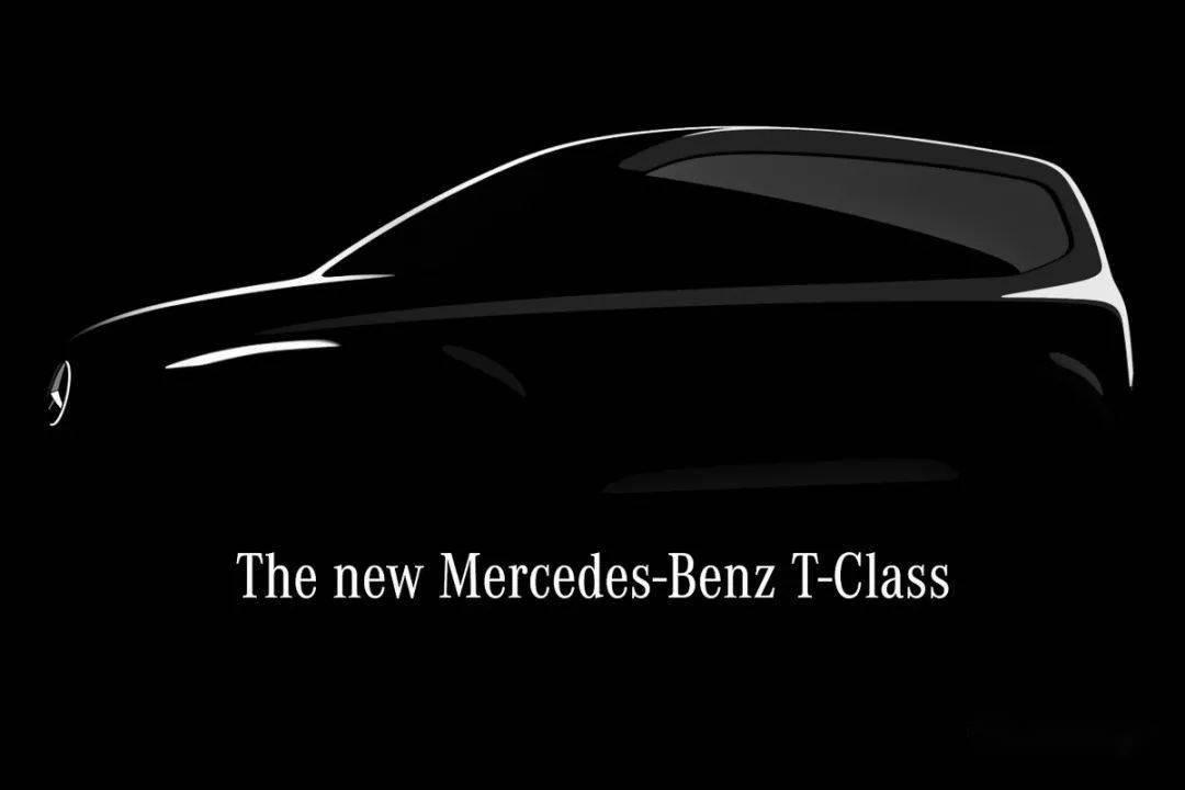 【全新中小型MPV】欲进攻豪华中小型MPV市场 Mercedes-Benz将以T-Class发表EQT Concept纯电概念作_品牌