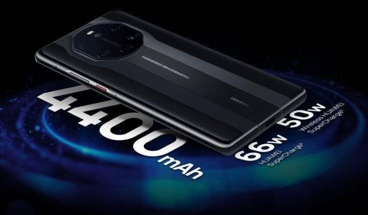 华为上架Mate 40 RS保时捷8GB+256GB版本 售10999元