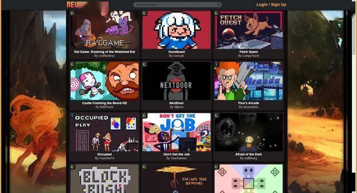 Flash已死,但这些古老的Flash游戏还在努力活着