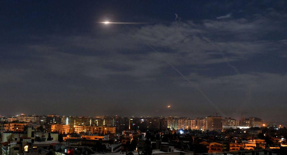 叙利亚媒体:以色列空袭拉塔基省民用设施,导致1人死亡6人受伤