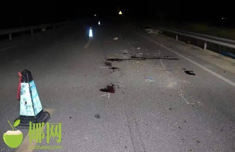 交通事故1人死亡,肇事者逃逸……海南警方抓获2人