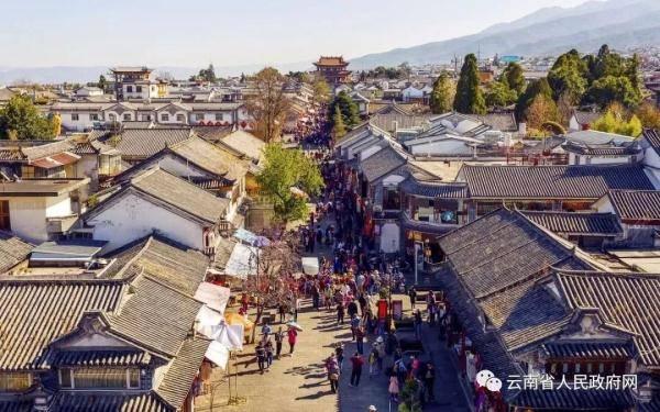 """""""五一""""假期云南接待游客1783.8万人次,实现旅游收入128.6亿元"""