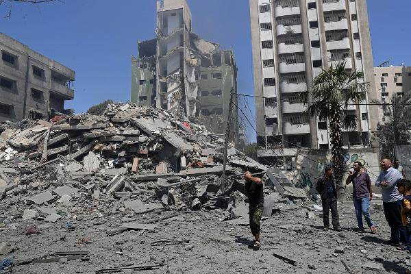 美参议员拟阻止美对以色列7.3亿美元军售:美制炸弹正摧毁加沙