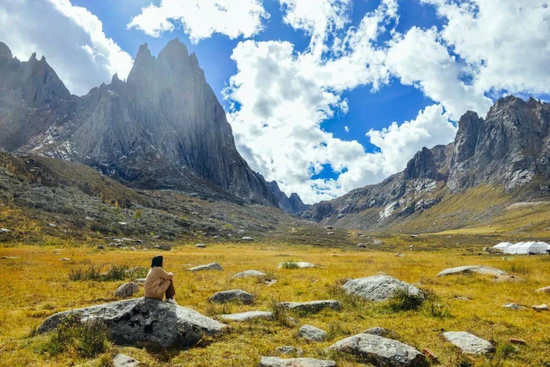 四川又一秘境曝光!这方低调的绝美之地比西藏更西藏,此生一定要去!