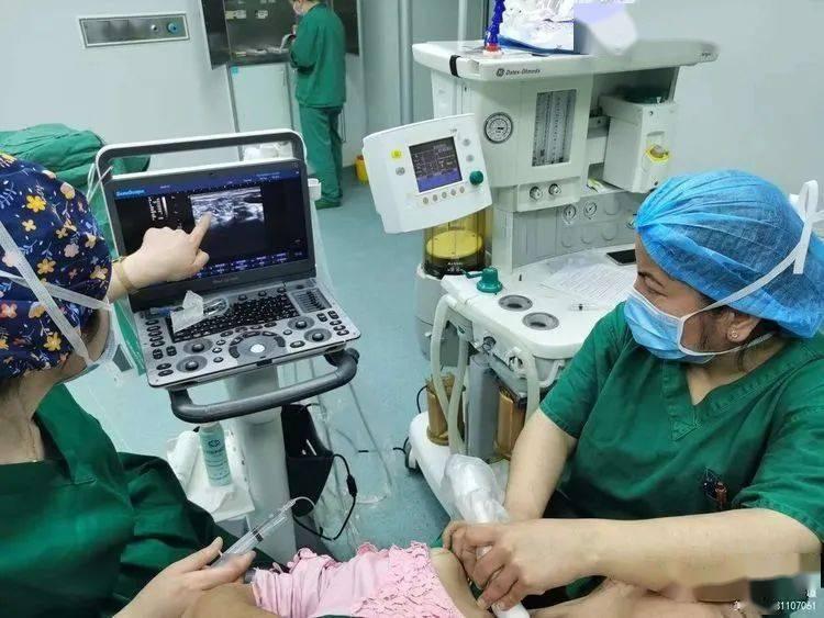 超聲引導下神經阻滯麻醉   阿克陶縣人民醫院邁進「精準舒適醫療」新時代