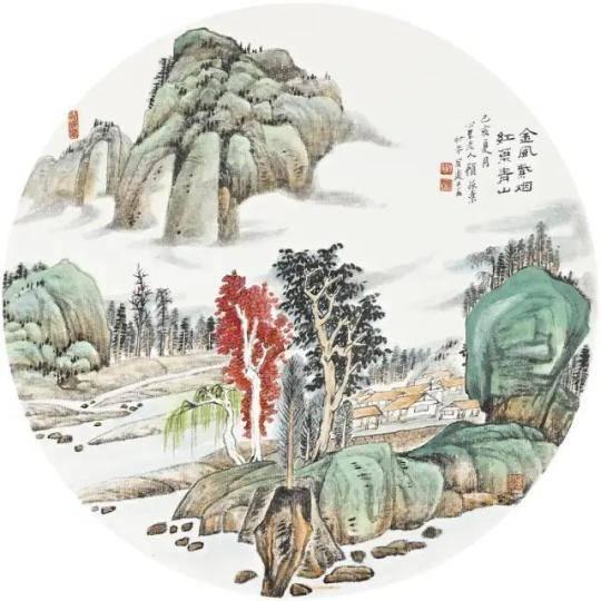 馆员 文史馆·上海市文史馆54位馆员创作百余幅书画庆祝建党百年