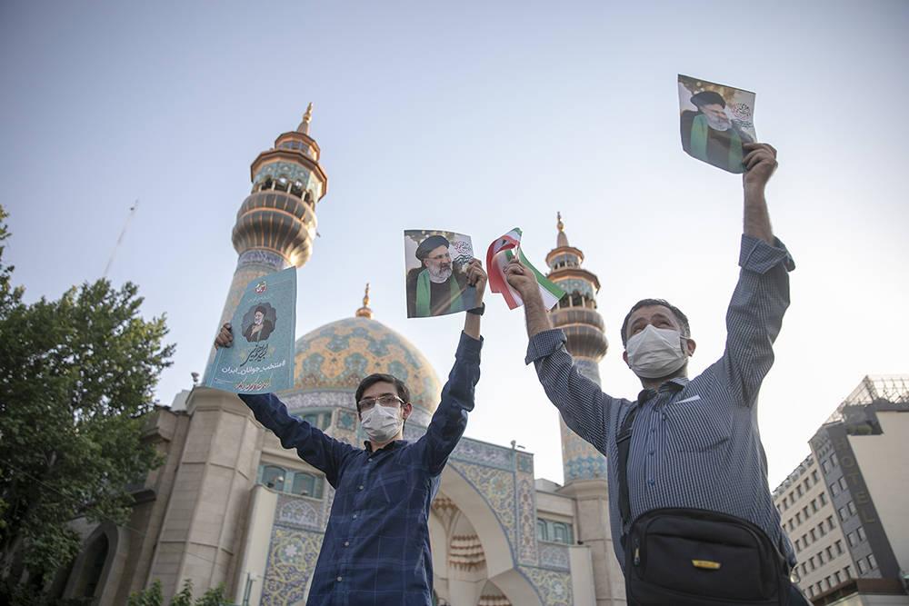 """人物 伊朗当选总统莱西:另一个""""哈梅内伊""""?"""