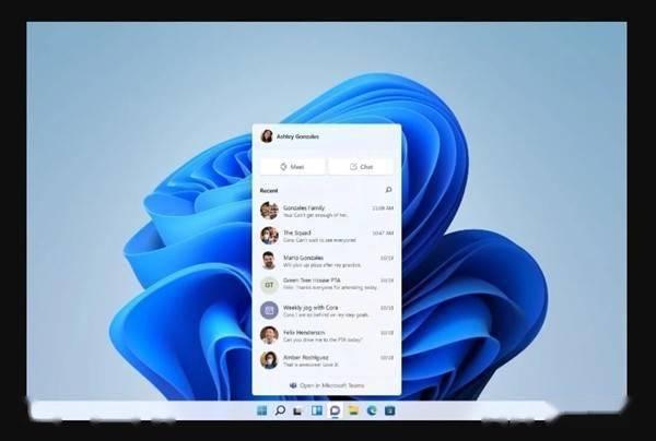 段奧娟秒刪 Windows 11正式宣布!開始菜單史上第一次居中