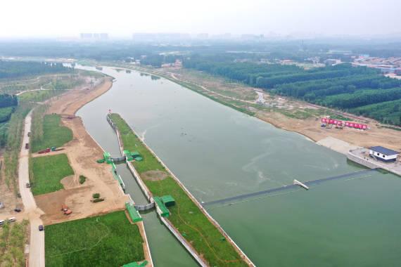 北运河廊坊段与同步实现旅游通航