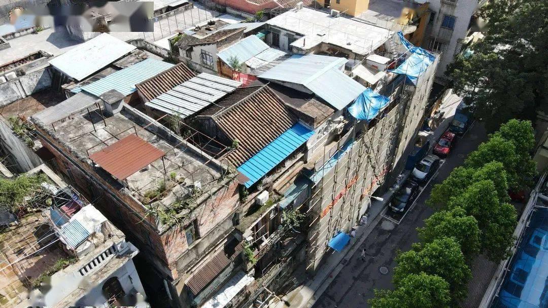 文德楼:_百年洋楼,广州最浪漫红色史迹之一