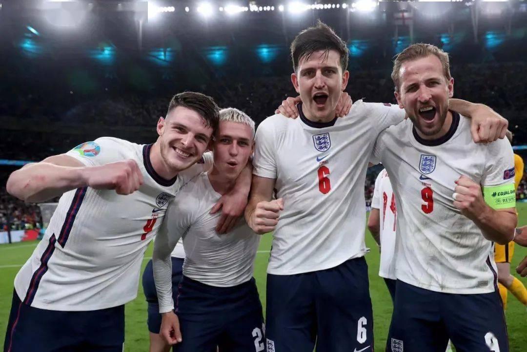 让足球回家!英格兰欧洲杯夺冠的N个理由