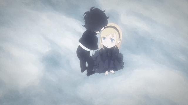 「死神少爷与黑女仆」ED完整版动画MV公开插图