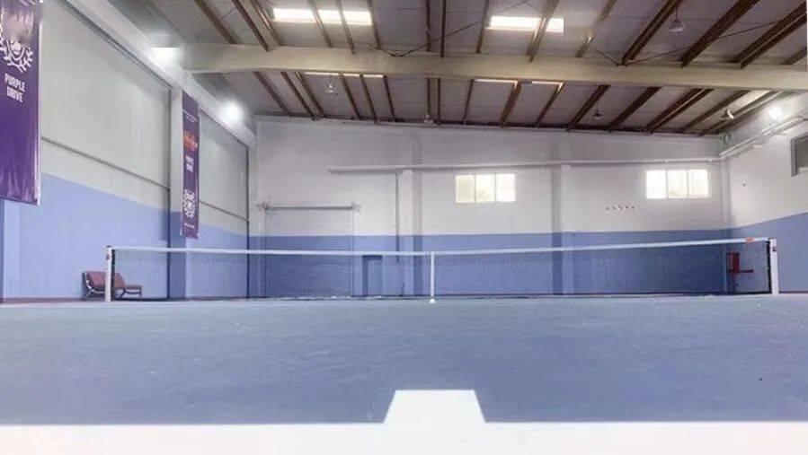 【稀奇!复旦博士生花30多万元自己建起了网球场】