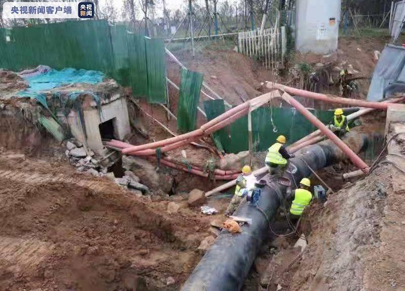 昼夜抢修!郑州市9座水厂全部恢复生产