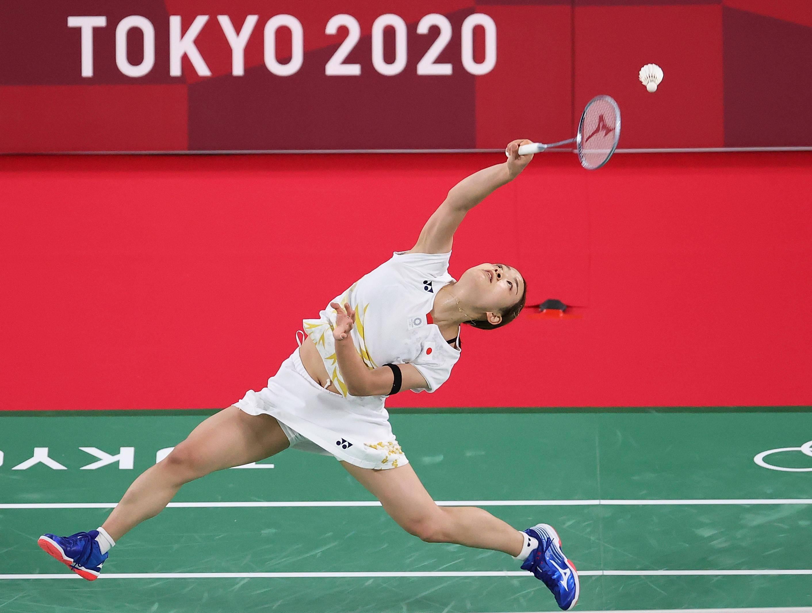 印度名将淘汰山口茜,日本羽球1铜告别奥运会