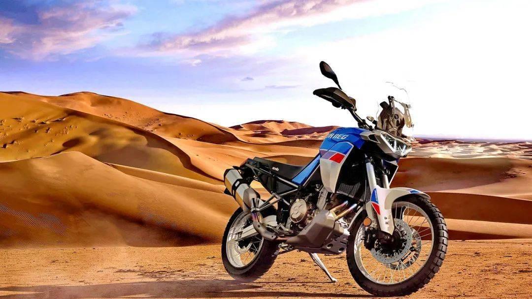阿普利亚发布全新探险车 Tuareg 660 预告