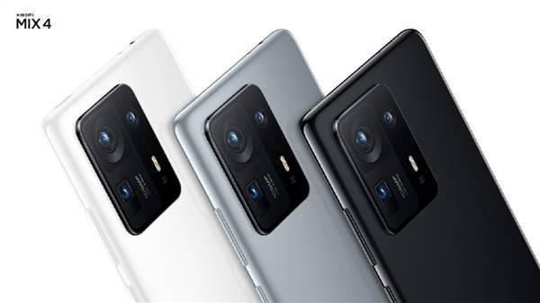 小米MIX 4手机发布:100%全面屏旗舰梦想成真  4999元起的照片 - 16