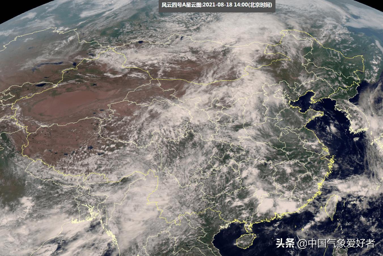 暴雨,也是喜雨!西北重旱区补水解渴,权威预报:下旬范围更大