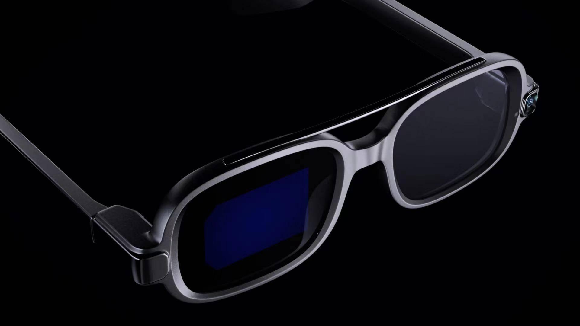 小米智能眼镜探索版亮相 集成497个元器件仅重51g