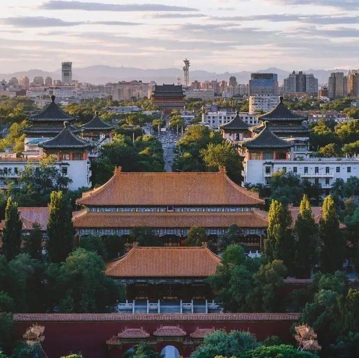漫步最美中轴线,感受北京城的独特风韵