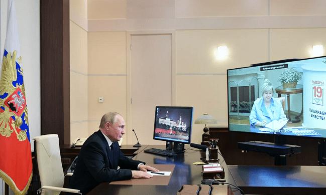 俄中央选举委员会:第八届俄罗斯国家杜马选举成功举行