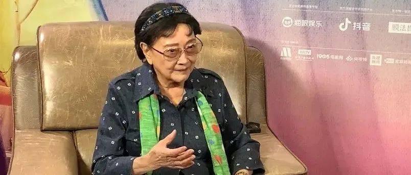 著名电影艺术家王晓棠:一炮而红可一不可再,演员应当做恒星,而不是流星