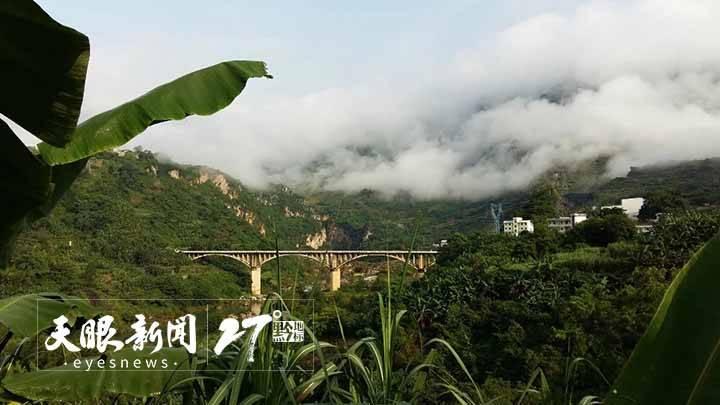 成长记忆 | 南盘江龙桠大桥的三次变迁