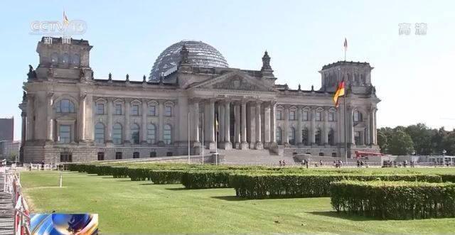 """德国联邦议院举行选举 社民党候选人肖尔茨以""""改变""""作竞选主轴"""