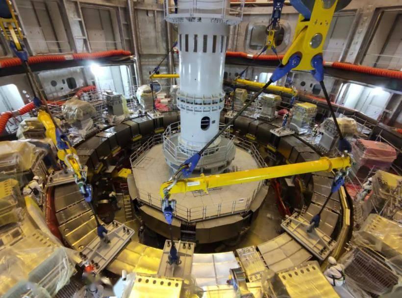 中科院专家:已开始核聚变发电站工程设计