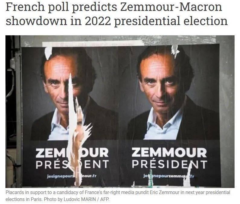 """恒宏首页""""法国特朗普""""崛起,或成马克龙劲敌 (图2)"""