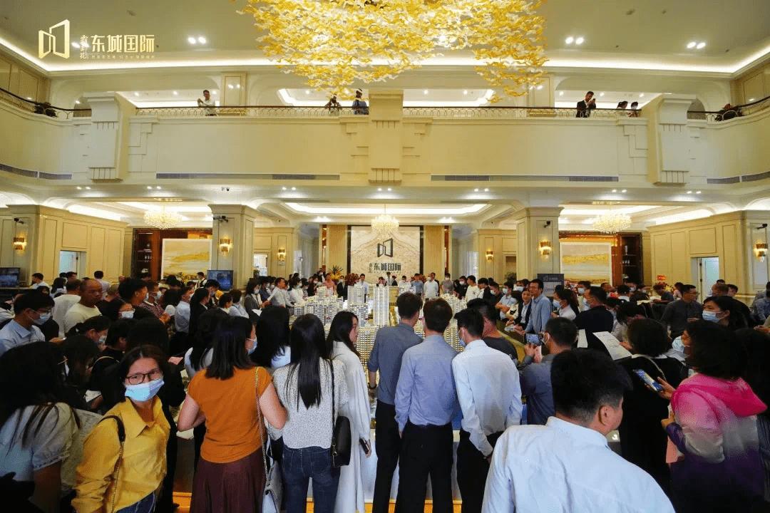河源霸王花东城国际营销中心盛大开放!购房最高约省5万元!
