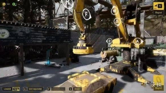 《废品场模拟器》抢先体验版已登陆Steam!支持简中