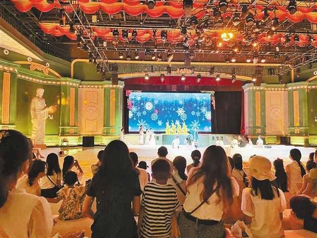 驻场演出渐热 给重庆文旅生活带来了什么