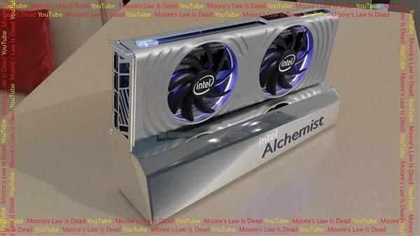 Intel暗示游戲顯卡價格:高端型號可達825美元
