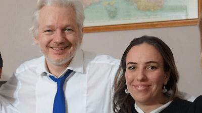 """""""维基解密""""创始人阿桑奇未婚妻:美国中情局也曾计划暗杀我"""